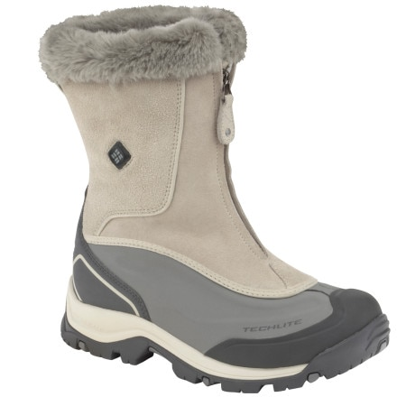 photo: Columbia Bugaboot Plus Zip Electric winter boot