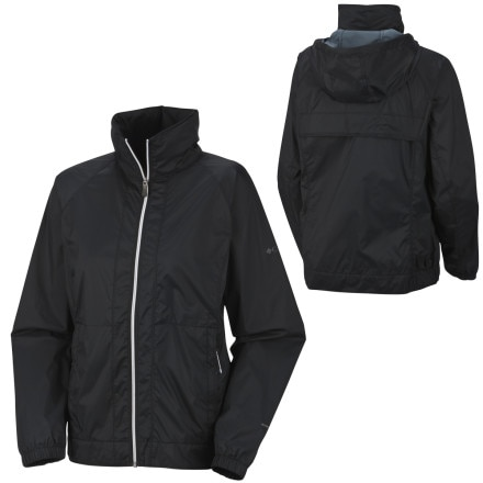 photo: Columbia Women's Switchback Jacket waterproof jacket