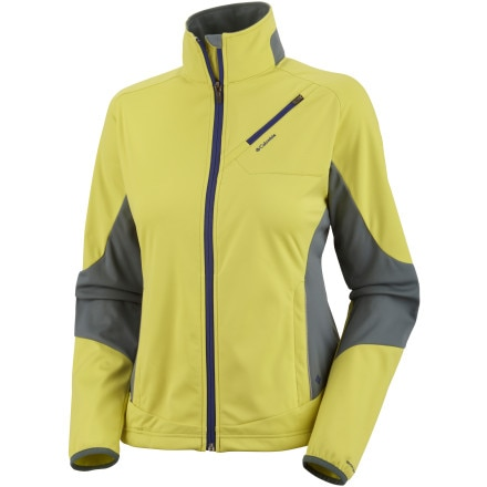 photo: Columbia Women's Windefend Jacket