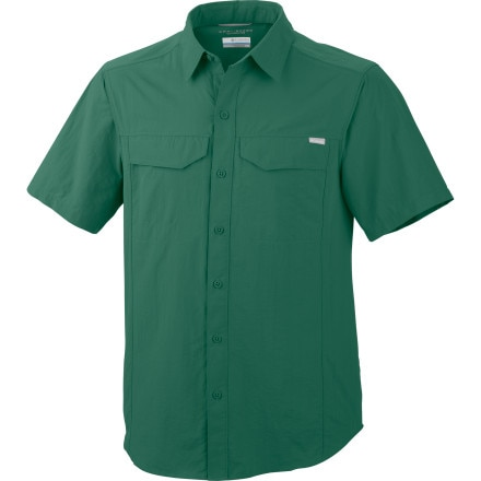 photo: Columbia Silver Ridge Short Sleeve Shirt