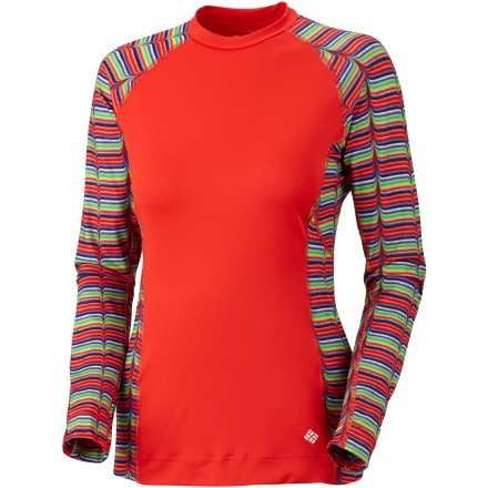photo: Columbia Triton Time II Long Sleeve Rashguard long sleeve rashguard