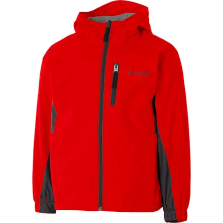 photo: Columbia Big Jump Jacket waterproof jacket
