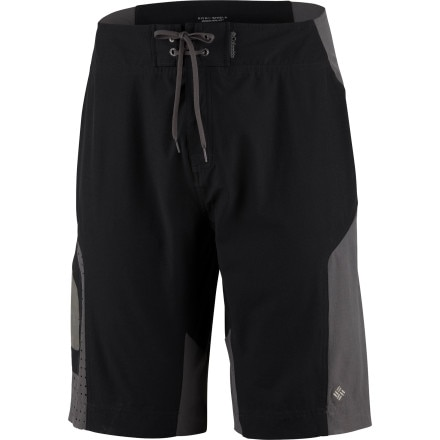 photo: Columbia Drain Maker Short active short