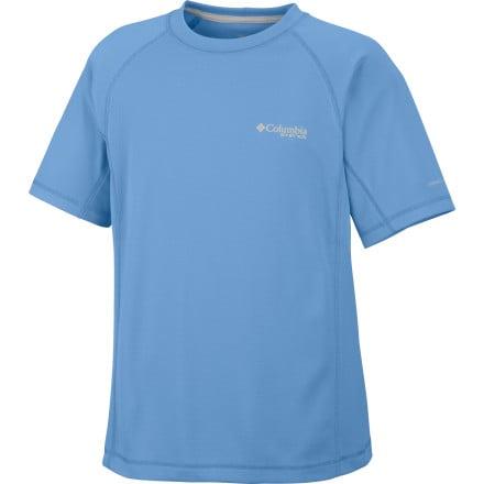 photo: Columbia Skiff Guide Short Sleeve Shirt short sleeve performance top