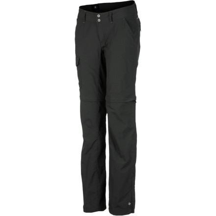 Columbia Silver Ridge Convertible Straight Leg Pant - Women's