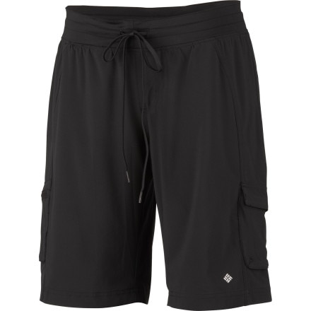 photo: Columbia Mix Mover Long Board Short