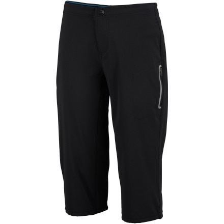 photo: Columbia Just Right II Modern Knee Pant performance pant/tight