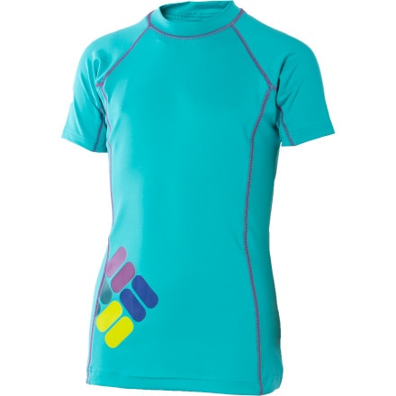 Columbia Sun's Up Sunguard Short Sleeve