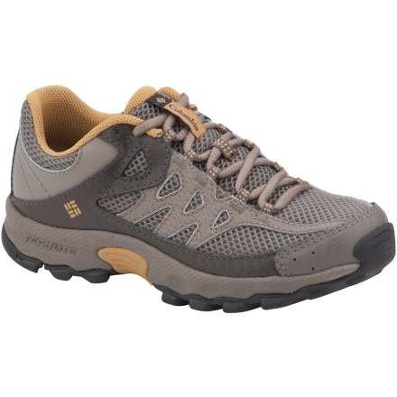 photo: Columbia Boys' Switchback Plus trail running shoe