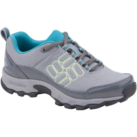photo: Columbia Girls' Lonerock trail shoe