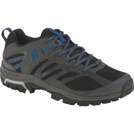 photo: Columbia Women's Shasta Ridge Low Omni-Tech trail shoe