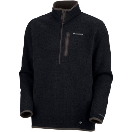 photo: Columbia Altitude Aspect 1/2 Zip fleece top