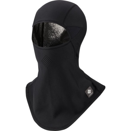 photo: Columbia Powder Summit Balaclava balaclava
