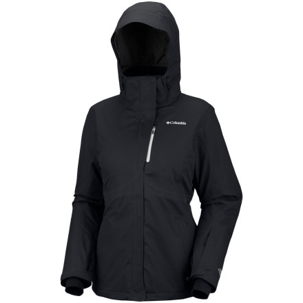 Columbia Bugaboo Tech Interchange Jacket - Women's