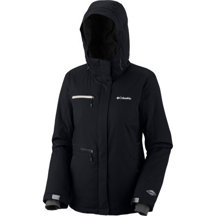 photo: Columbia Women's Grid Line Jacket