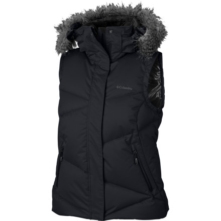 photo: Columbia Lay 'D' Down Vest