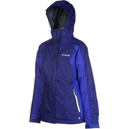 Columbia Vertical Convert Interchange Jacket - Women's