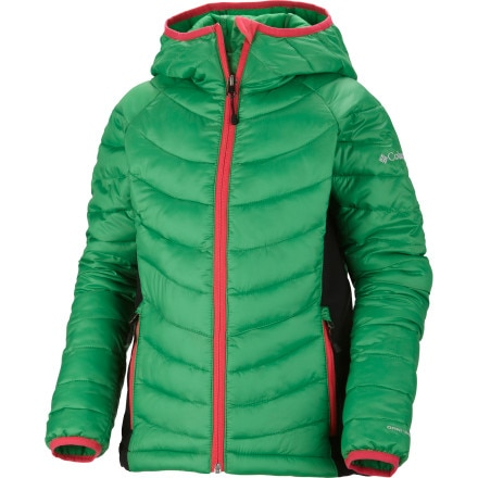Columbia Powder Lite Hybrid Puffer Jacket - Girls'
