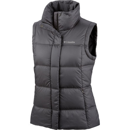 photo: Columbia Mercury Maven II Vest down insulated vest