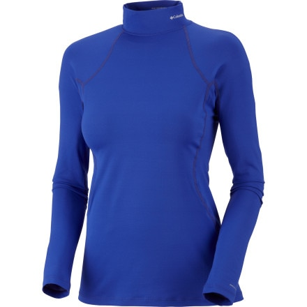 Columbia Base Layer Midweight Mock Neck Top - Women's