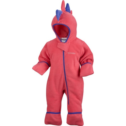 photo: Columbia Little D Fleece Bunting kids' snowsuit/bunting