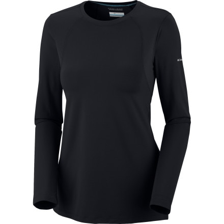 photo: Columbia Anytime Long Sleeve Top long sleeve performance top