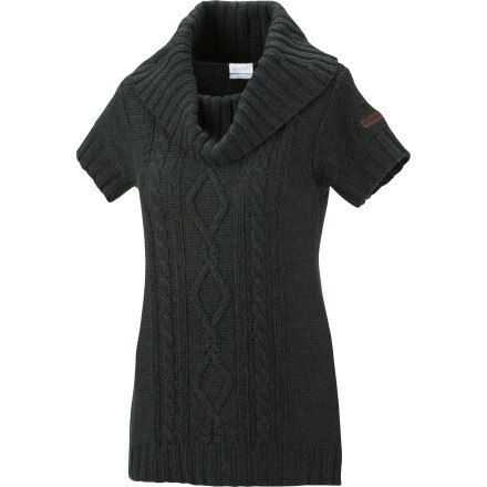 Columbia Cabled Cutie Tunic Sweater - Women's