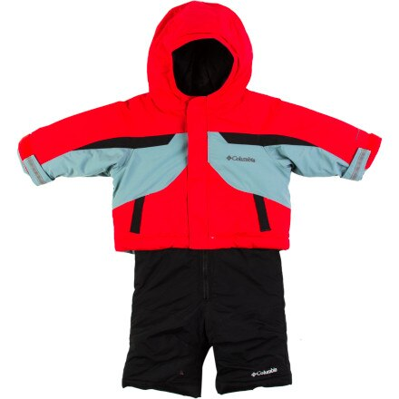 Columbia Snow Powder Snow Suit Set - Infant Boys'