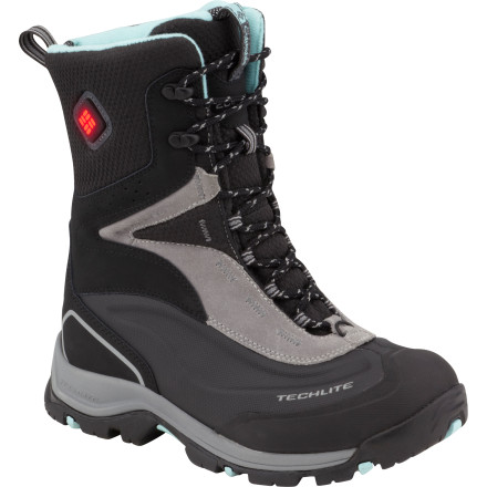 Columbia Bugaboot  Plus Electric Boot - Women's