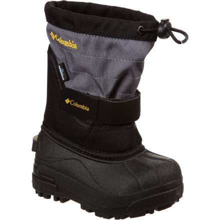 Columbia Powderbug  Plus II Boot - Toddler