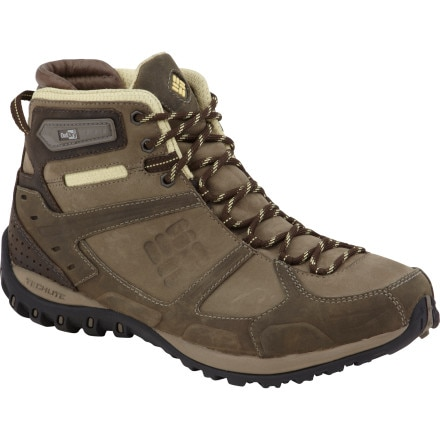 Columbia Yama Mid Leather Outdry Hiking Boot - Women's