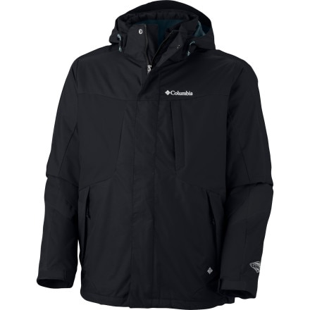 photo: Columbia Whirlibird II Interchange Jacket