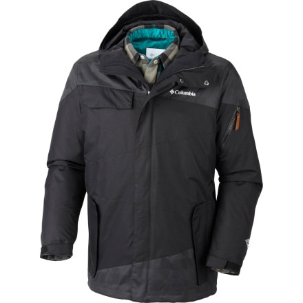 photo: Columbia Hells Mountain Interchange Jacket