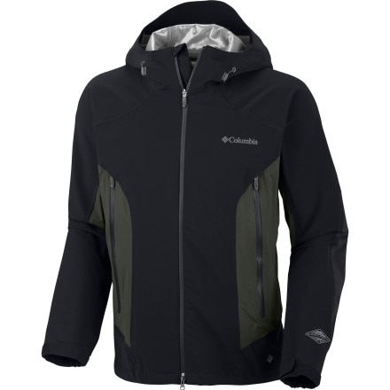 photo: Columbia Men's Triple Trail II Shell