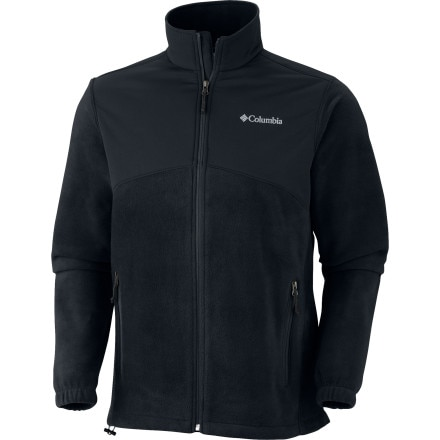 photo: Columbia Steens Mountain Tech Full Zip