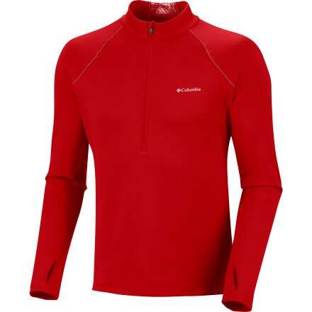 Columbia Expedition 1/2-Zip Top - Long-Sleeve - Men's