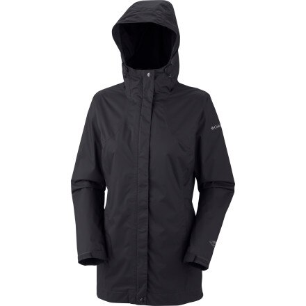 photo: Columbia Splash A Little Rain Jacket