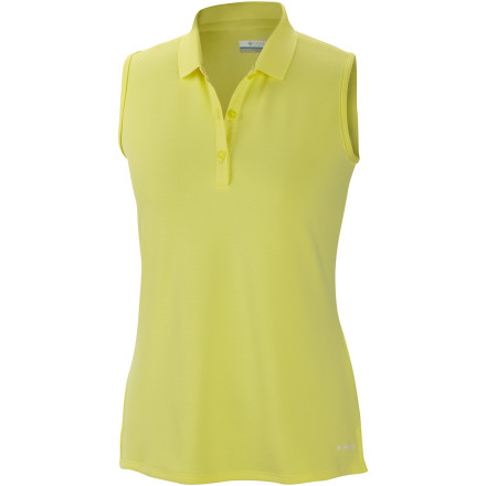 Columbia Innisfree Polo Shirt - Sleeveless - Women's