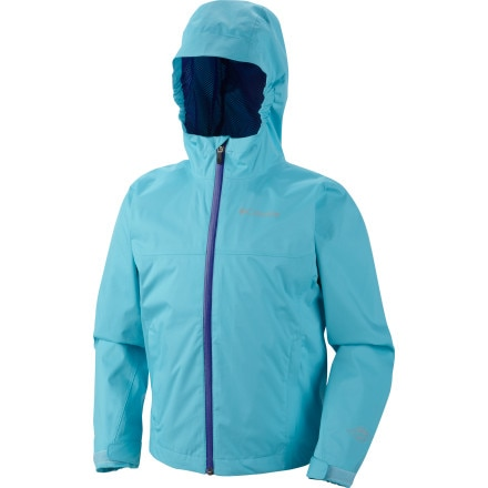 Columbia Splash Maker II Rain Jacket - Girls'