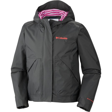 Columbia Spring Dew Rain Jacket - Girls'