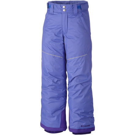 Columbia Crushed Out II Pant - Girls'