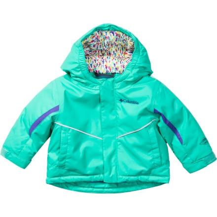 Columbia Buga Snow Suit Set - Infant Girls'