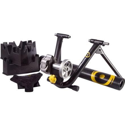 CycleOps Fluid 2 Winter Training Kit