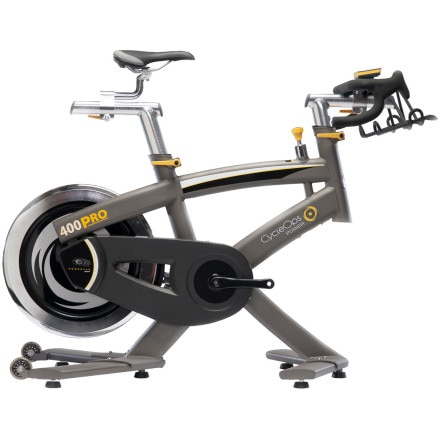 CycleOps 410 Pro Indoor Cycle with Virtual Training