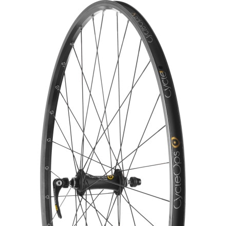 CycleOps G3 Kit of Alloy Wheelset with the Joule GPS (Clincher)