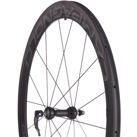 Campagnolo Bora Ultra Two Carbon Road Wheelset - Tubular