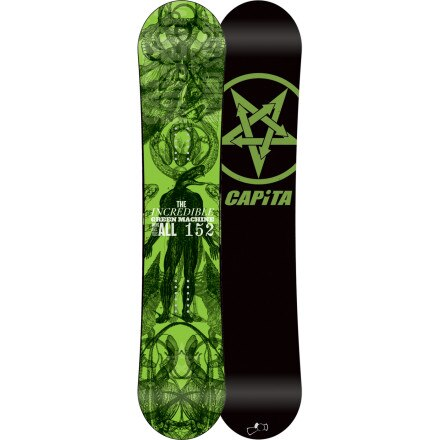 Capita Green Machine FK Snowboard