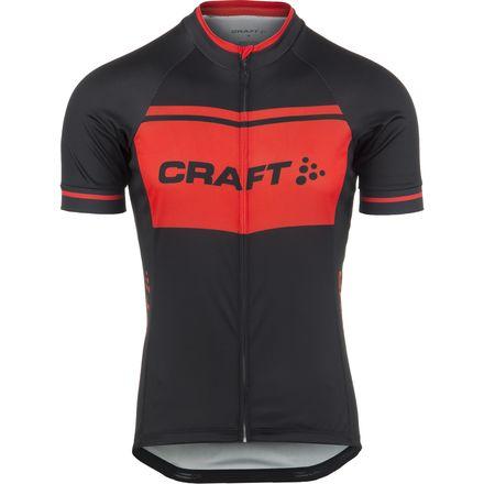 Craft Classic Logo Jersey - Short Sleeve - Men's