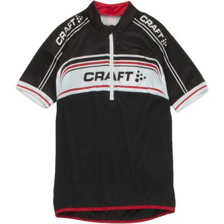 Craft JB Logo Jersey - Short-Sleeve - Kids'