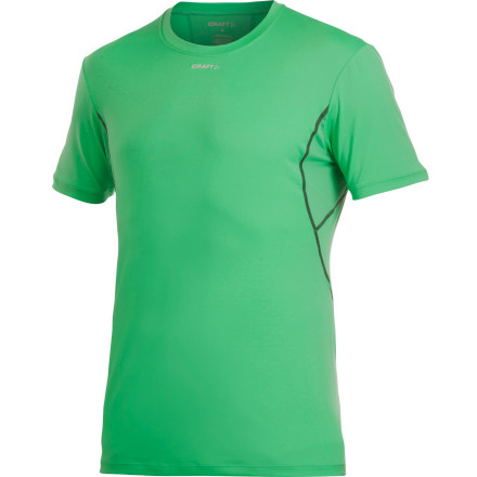 photo: Craft PC Tee with Mesh